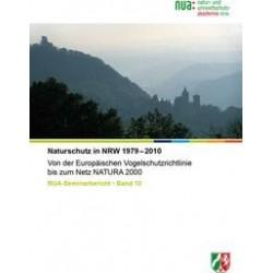 Band 10: Naturschutz in NRW...