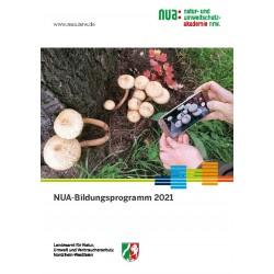 Bildungsprogramm der NUA 2021